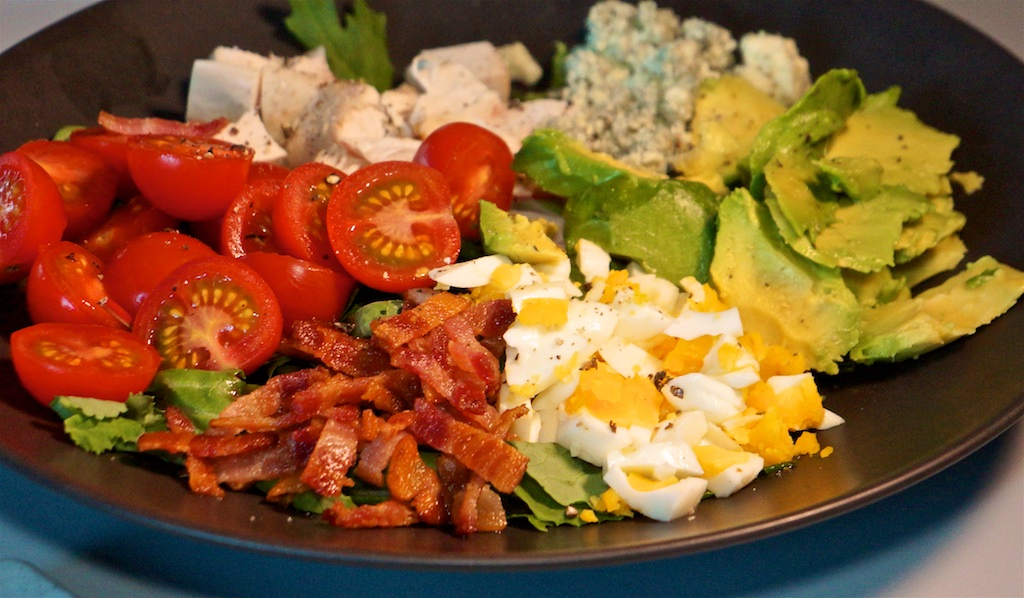 Mar 16: Lunch at the Deli; Cobb Salad