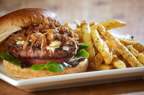 Mar 5: Seminar sandwiches; Gastro Pub burger