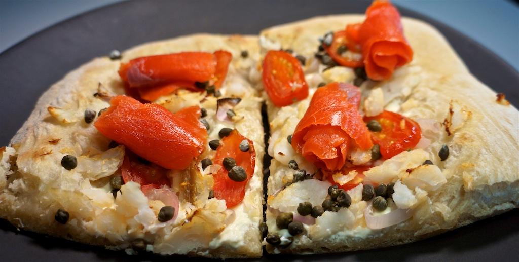 Jul 10: BLT; 'Canadian' Pizza