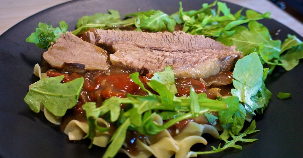 Sep 2: Gyro Wrap; Italian Pot Roast