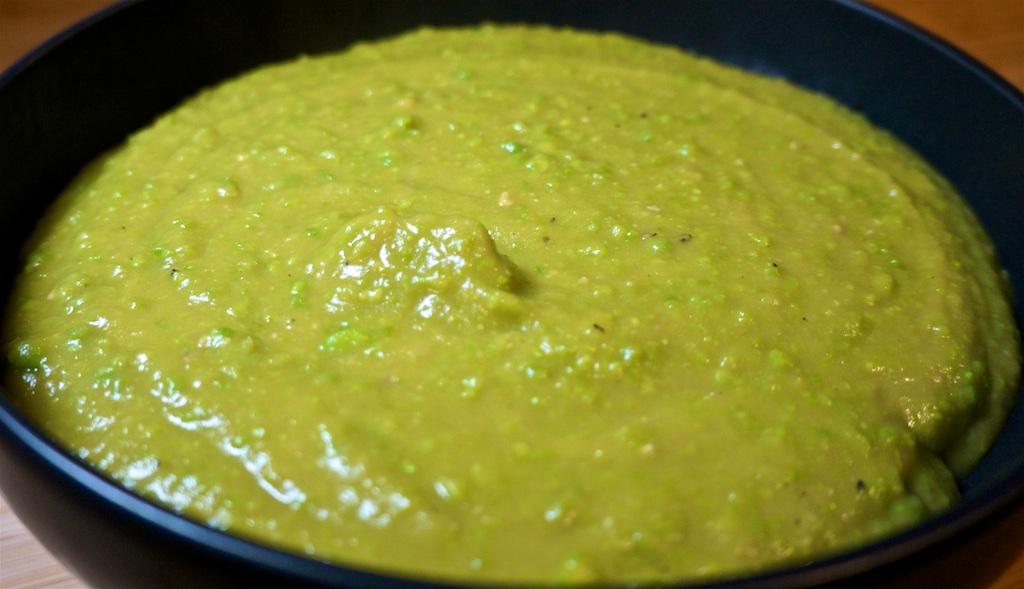 Jan 8: Yeros Wrap; Pea and Ham Soup