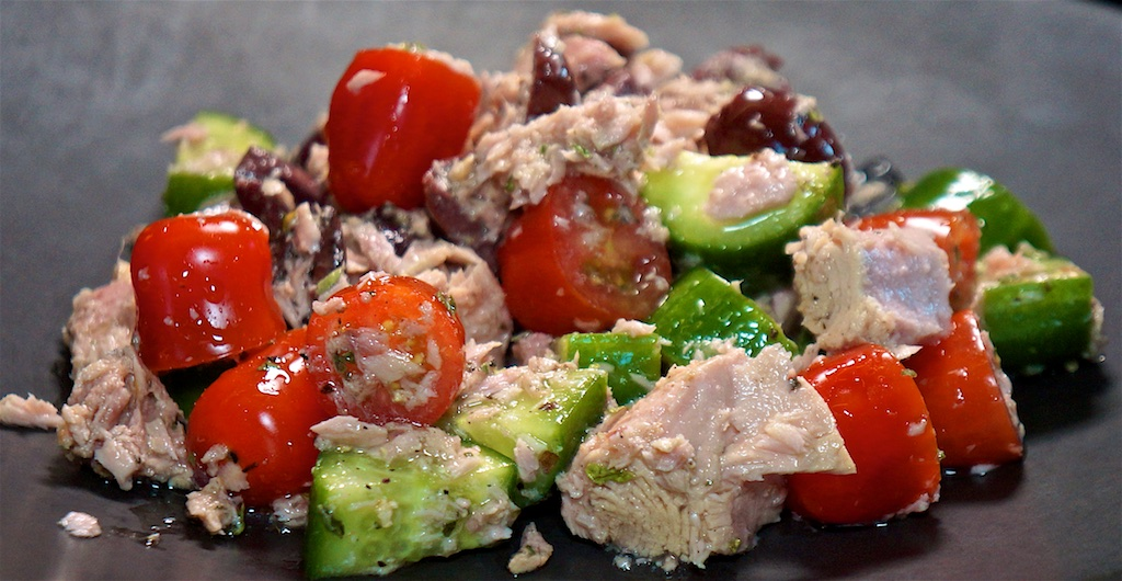 Jun 20: Mixed Sandwiches; Greek Style Tuna Salad
