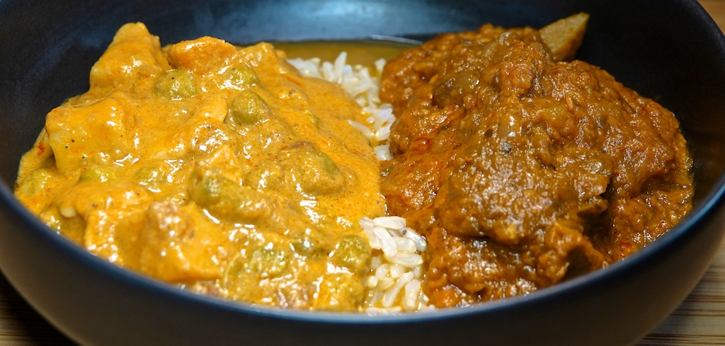 Aug 20: Heirloom Tomato Sandwiches; Indian Sauces on Rice