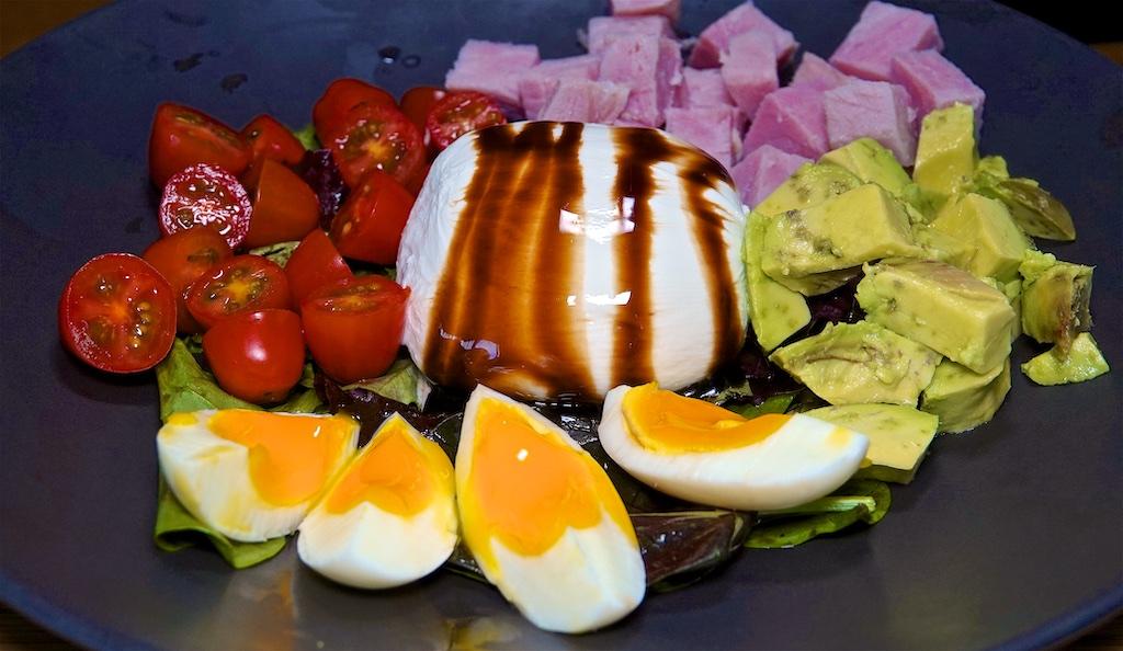 """May 16: Bahn Mi; Ham """"Cobb Salad"""""""