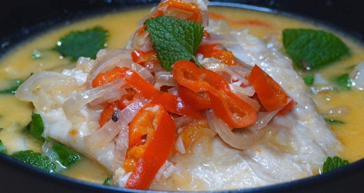 Jan 8: Lamb Gyro; Thai-Style Cod à la Nage