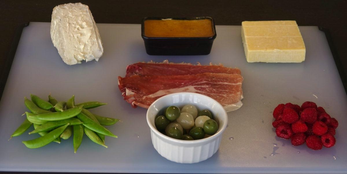 Jun 27: Smoked Salmon Bagel; Grazing Dinner